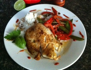 Asian Inspired Pan Fried Tilapia_2