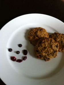 Fun, Nutritious, Portable Breakfast Style Cookies!