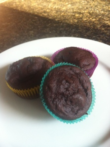 Wake Me Up! Gluten & Dairy Free Chocolate Espresso Muffins